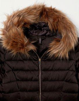 Куртка H&M 0642675 42 Черная (6666000062901)