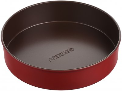 Форма для випікання Ardesto Golden Brown кругла 24 см (AR2402R)