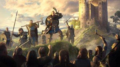 Ключ активации Assassin's Creed Valhalla (Xbox One)