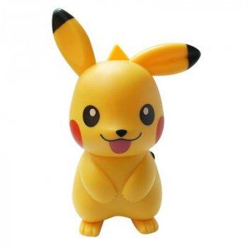 Радіоприймач bluetooth колонка Generic Пікачу (Pikachu) mp3 usb TF портативна