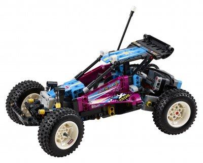 Конструктор LEGO Technic Багги для бездорожья 374 деталей (42124)