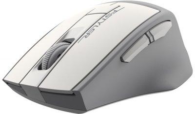 Миша A4Tech FG30 Wireless Grey/White (4711421944700)