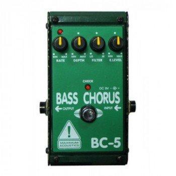 Гітарна педаль Maximum Acoustics BC-5 Bass Chorus @ (17-13-1-27)