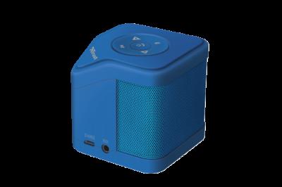 Бездротова колонка Trust Muzo Wireless Bluetooth Speaker - blue(21702)