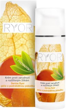 Крем Ryor против покраснений и расширенных сосудов с пробиотиками 50 мл (8594007972153)
