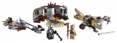 Конструктор LEGO Star Wars Проблемы на Татуине 276 деталей (75299)