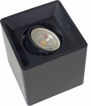 Точковий світильник Brille AL-710/1 GU5.3 BK (36-293)