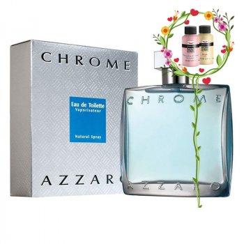 Мужская парфюмерия AZZARO CHROME EDT SPRAY 200 мл (3351500920068)