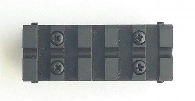 Планка стальная Belomo переходная на вентилируемую планку mini