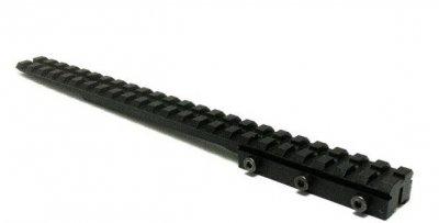 Планка Corsica Picatinny для оригінальної гвинтівки мосіна патріот М КО-44