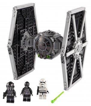 Конструктор LEGO Star Wars Имперский истребитель TIE 432 детали (75300)