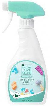 Спрей для чистки детских игрушек и прочих поверхностей NatureLoveMere 400 мл (8809402092635)