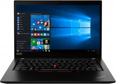 Ноутбук Lenovo ThinkPad X390 (20Q10005RT) Black