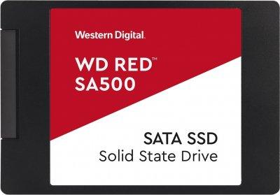 """Western Digital Red SA500 SSD 2TB 2.5"""" SATAIII (WDS200T1R0A)"""