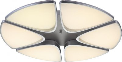 Стельовий світильник Altalusse INL-9368C-72 White & Silver LED 72Вт