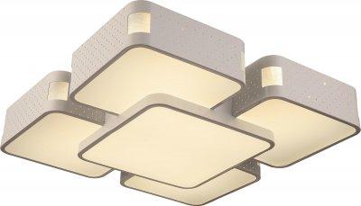Стельовий світильник Altalusse INL-9345C-60 White LED 60Вт