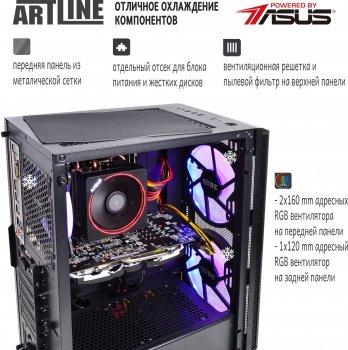 Компьютер Artline Gaming X63 v16 (X63v16)