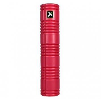 Массажный цилиндр Trigger Point GRID 2.0, 66 см, розовый 350471