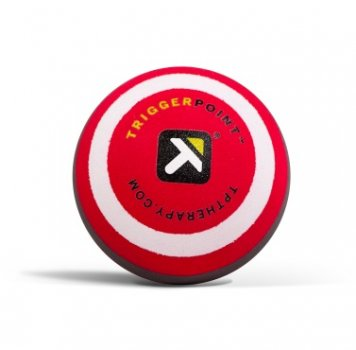 Массажный мяч Trigger Point MBX, ⌀6,6 см, жесткий 350068