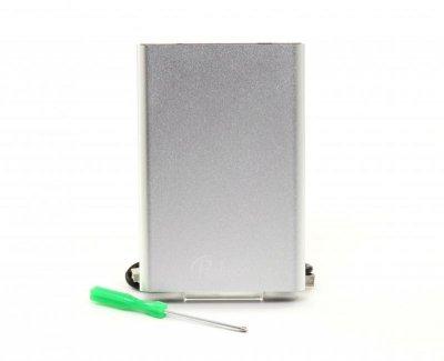 """Зовнішній кишеню ProLogix для підключення SATA HDD 2.5"""", USB 2.0, Silver (BS-U25F)"""
