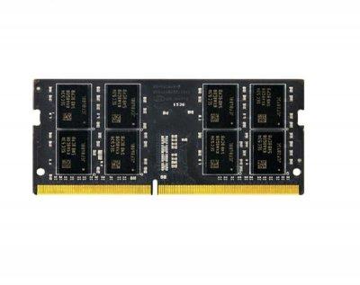 Модуль пам'яті SO-DIMM 4GB/2133 DDR4 Team Elite (TED44G2133C15-S01)