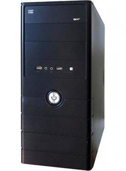 Корпус Delux MD251 Black 500W 12Fan