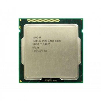 Процессор Intel Pentium Dual Core G850 2.90GHz/2.5GT/s3MB (BX80623G850) s1155 Tray Б/У
