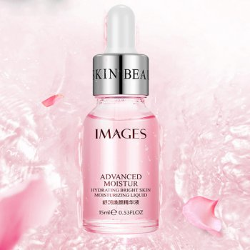 Сыворотка с экстрактом масла розы Images Advanced Moistur Rose Pink. 15 ml.(0153)