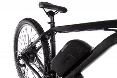 """Електровелосипед E-motion MTB 29"""" GT 36V 12Ah 500W / рама 19"""" чорний матовий"""