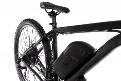 """Електровелосипед E-motion MTB 29"""" GT 48V 15Ah 500W / рама 19"""" чорний матовий"""