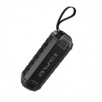 Портативна Bluetooth колонка Awei Y280 чорна