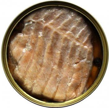 Лосось Baltijos konservai в собственном соку 240 г (4779026840629)