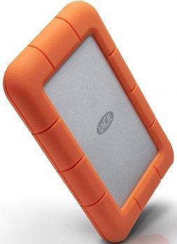 Жорсткий диск LaCie Rugged Mini 2TB LAC9000298 2.5 USB 3.0 External