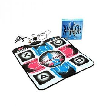 Танцювальний килимок, Extreme Dance Pad, музичний килимок для танців, (1000666-Black-0)
