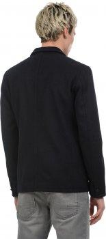 Пальто Tom Tailor tt01110075 Темно-синє
