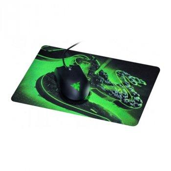 Ігрова миша і килимок Razer Abyssus and Goliathus Mobile Construct (RZ83-02730100-B3M1)