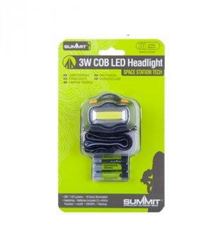 Ліхтар налобний Summit Prolite COB 3W Headlamp (843012)