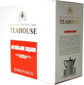 Чай пакетированный Teahouse Английский завтрак 4 г х 20 шт (4820209840513)
