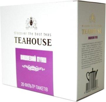 Чай пакетированный Teahouse Вишневый пунш 5 г х 20 шт (4820031590297)