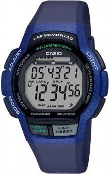 Чоловічий годинник CASIO WS-1000H-2AVEF