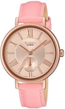 Жіночий годинник CASIO SHE-3066PGL-4AUEF