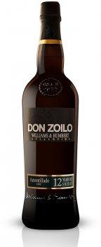 Херес Don Zoilo Amontillado 12 років витримки біле сухе 0.75 л 19% (8410028005406)