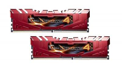 Модуль памяти DDR4 2x8GB/2400 G.Skill Ripjaws 4 (F4-2400C15D-16GRR)