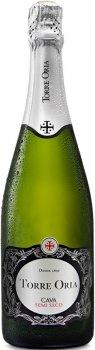 Вино игристое Torre Oria Cava Semi Seco белое полусухое 0.75 л 11.5% (8410744000020)