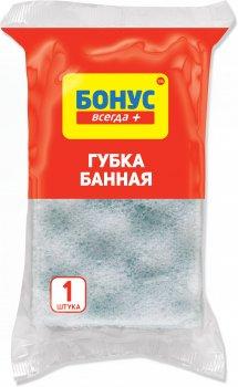 Упаковка губок лазневих Бонус масажних 6 шт. (45200108)