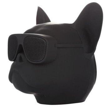 Bluetooth-колонка Aerobull DOG Head Big з сенсорним управлінням (чорний)