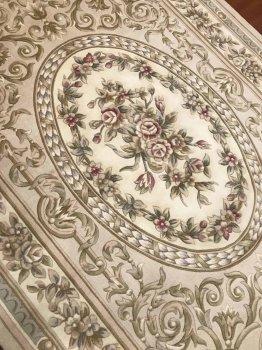 європейський килим класичного стилю з вовни, ручна стрижка з Китаю 200x300 (25450 SV590 129 3000x2000)