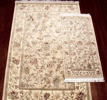 килим класичного стилю з вовни, ручна стрижка з Китаю 200x300 (12038 3000*2000 LX1403/129)