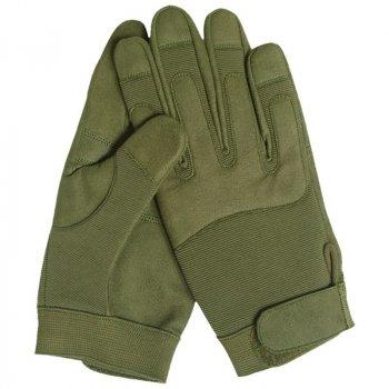 Перчатки ARMY GLOVES Mil-Tec олива XXL