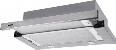 Витяжка Ventolux GARDA 60 INOX (750) SMD LED